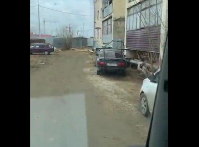 Бессмысленный и беспощадный тюнинг в России