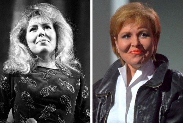 Ольга Кормухина, 60 лет
