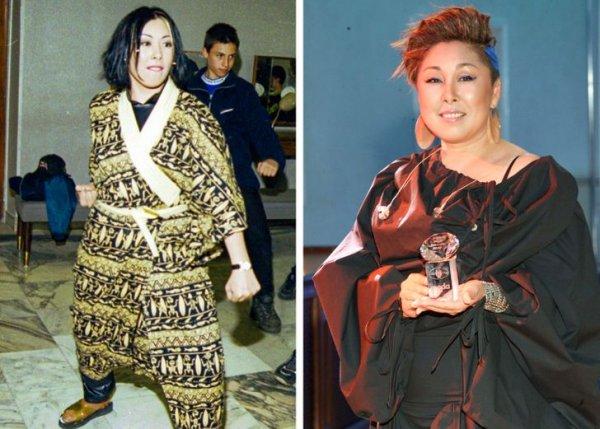 Анита Цой, 49 лет