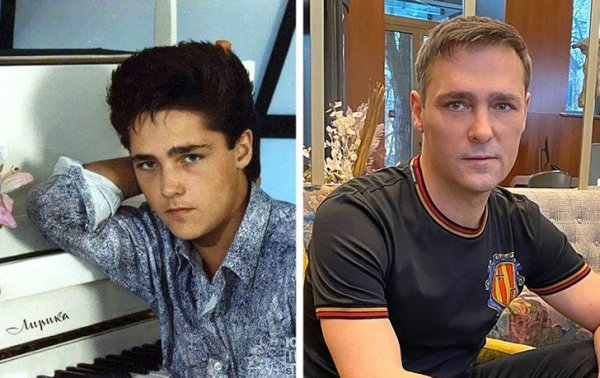 Юрий Шатунов, 47 лет