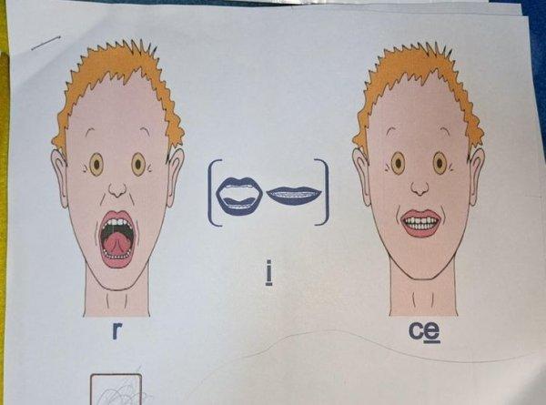 Это логопедическая тетрадь, которая испугает любого ребенка