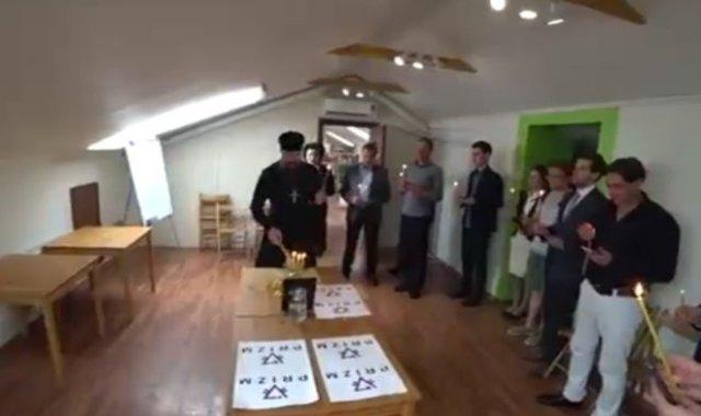 Священника позвали освятить криптовалюту