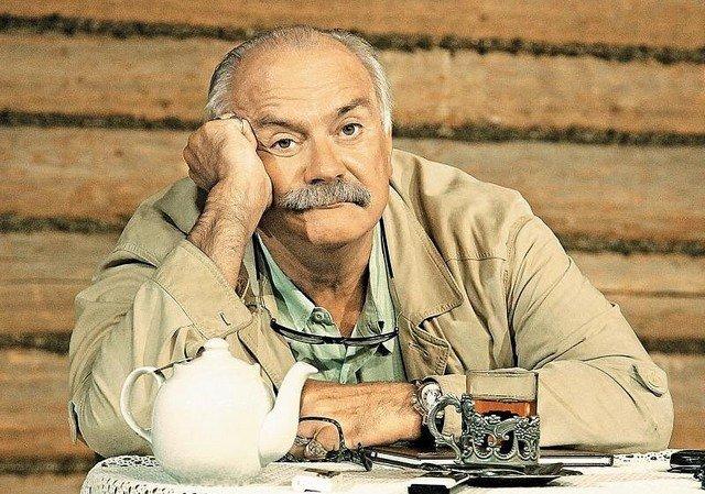 Никита Михалков отмечает 75-летие! Великий, ужасный и могучий режиссер современности