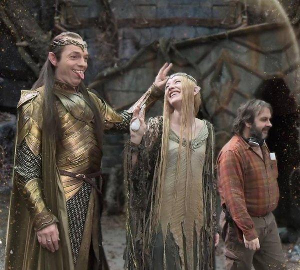Элронд! Ну хватит дурачиться!
