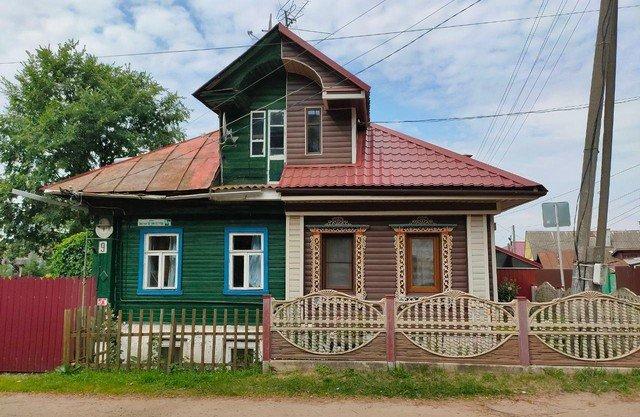 Кострома, ул. Евгения Осетрова