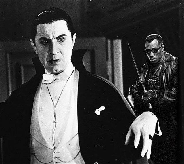 Блейд - охотник на вампиров