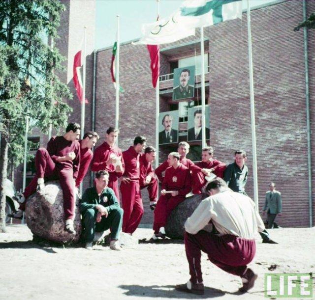 Болгарская сборная на летних Олимпийских играх, 1952 год, Хельсинки