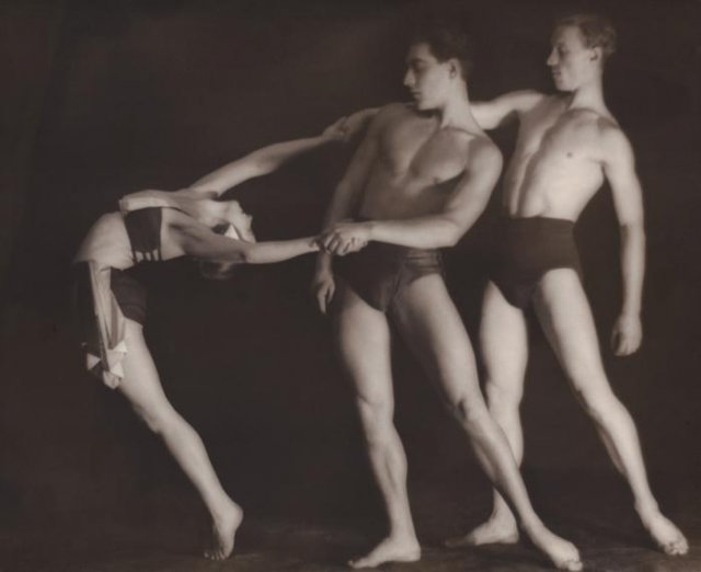 Трио Кастелио, 1924 год, СССР