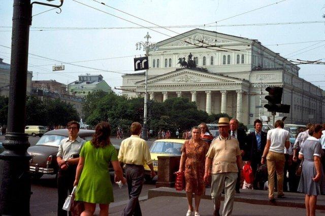 Фотографии времен СССР, вызывающие теплые воспоминания