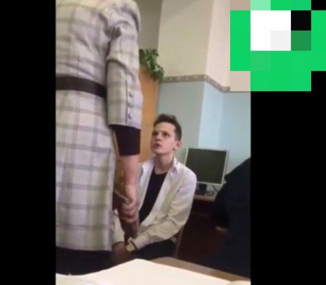 """""""За базар ответишь!"""": Злая учительница из Татарстана"""