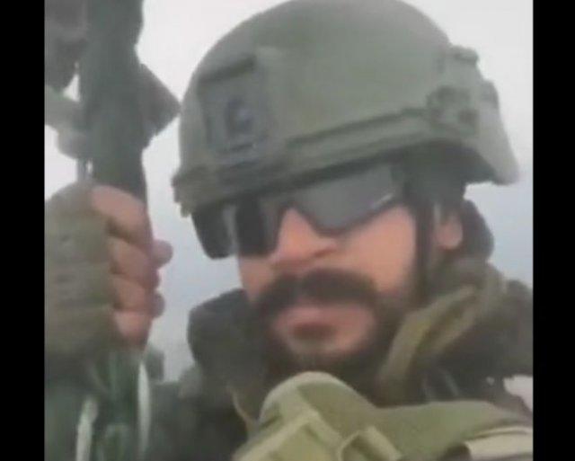 Бойцы ВДВ Индии выглядят довольно эпично