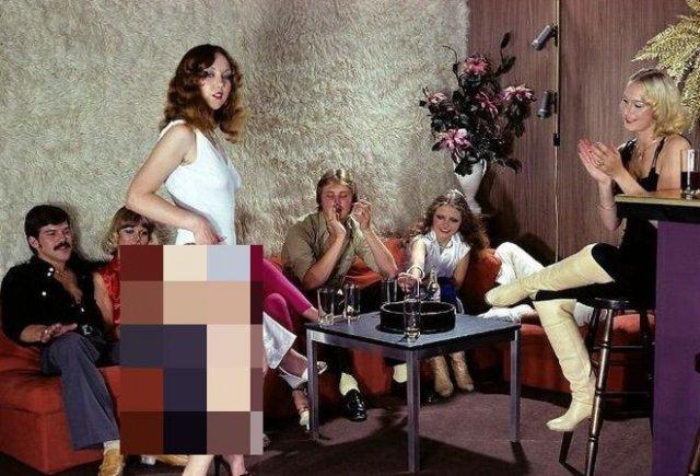 Как выглядели вечеринки в 1970-х годах