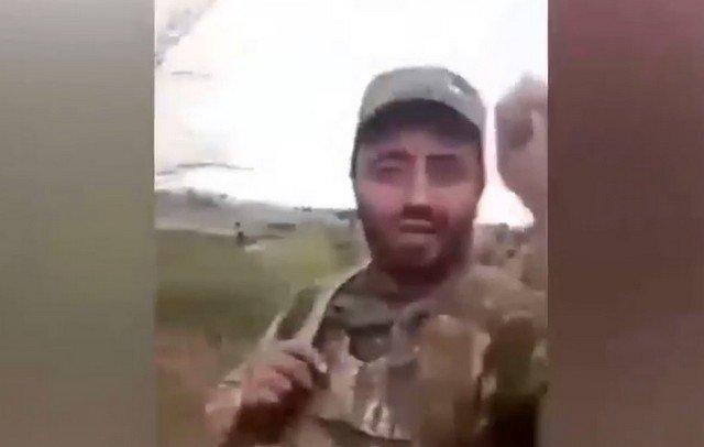 Командование Армении перебрасывает людей в зону боевых действий в Нагорном Карабахе