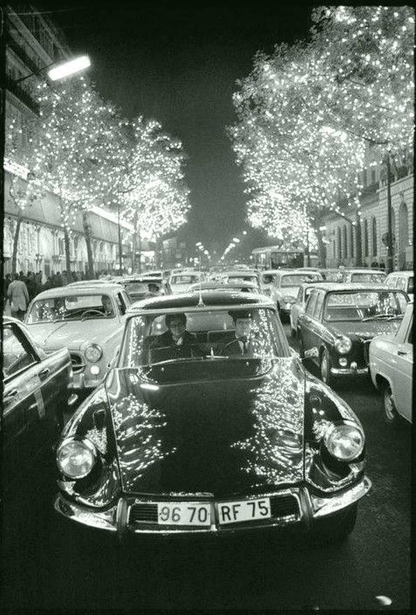 Citroën DS, Париж 1967
