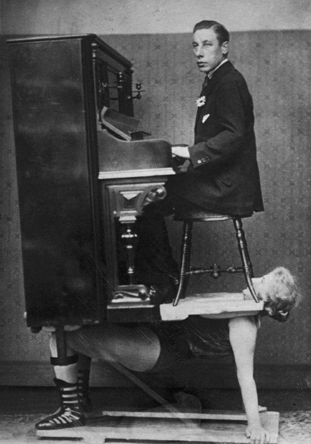 Слабый пол, 1920 год