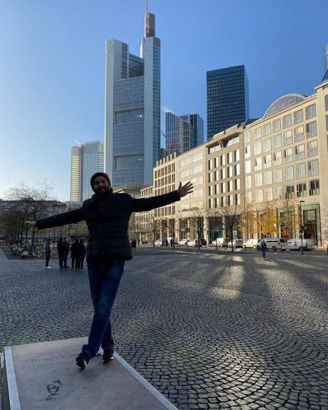 Борис Ельцин-младший путешествует