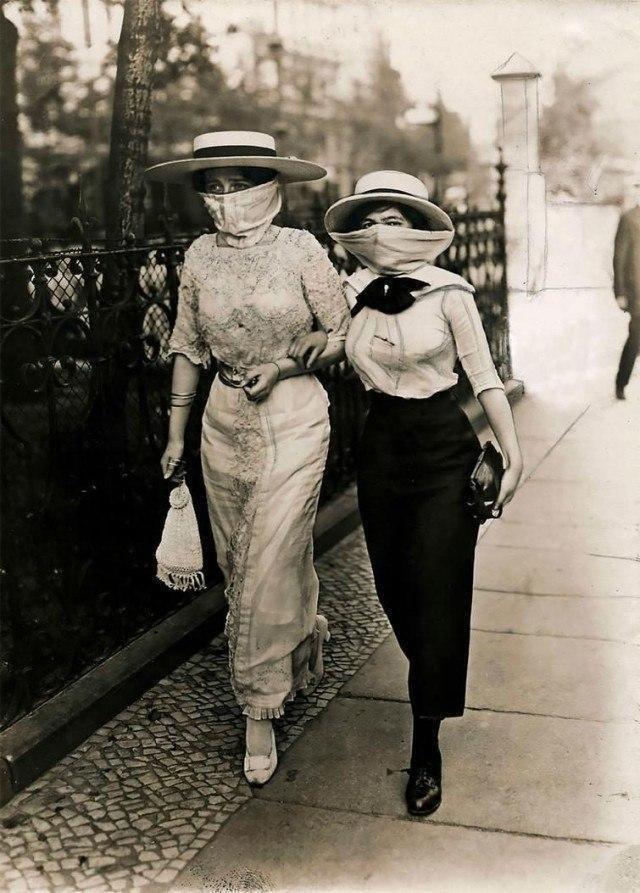Пандемия испанского гриппа 1918 года — самая смертоносная в истории.