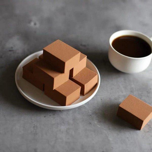 Косметические спонжи или шоколадное суфле?