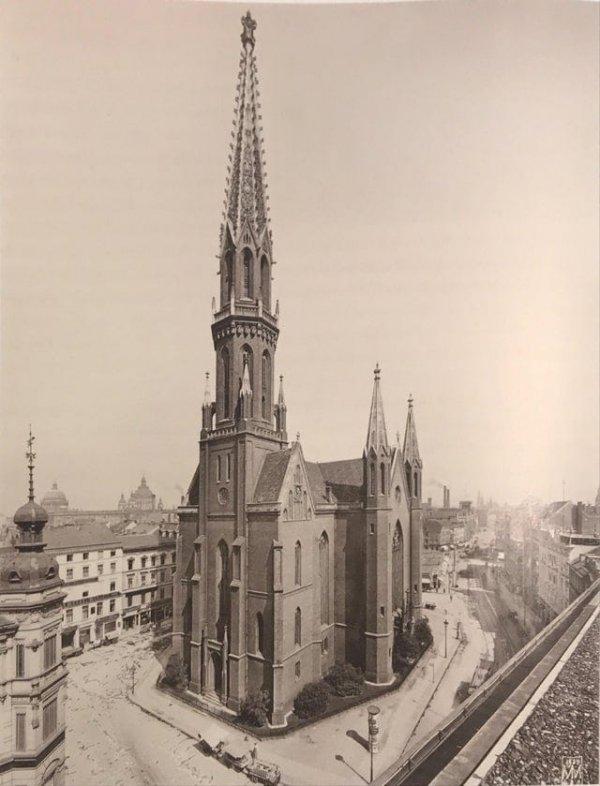 Петрикирхе, Берлин (1853-1945)
