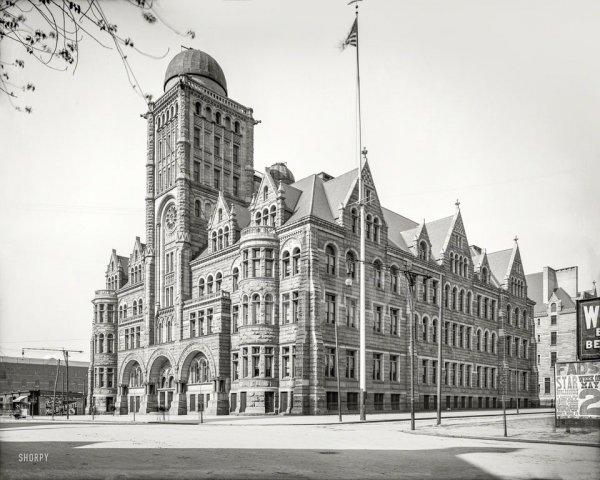 Школа для мальчиков в Филадельфии, США