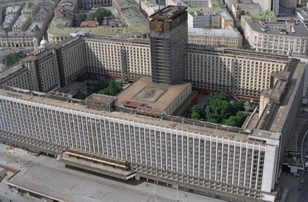 Гостиница «Россия», Москва (1967-2006