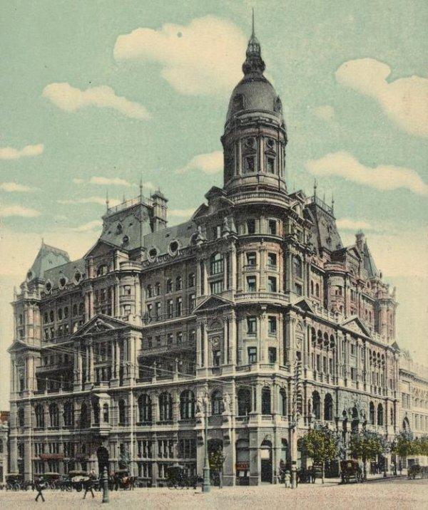 Федеральный Кофейный Дворец, Мельбурн, Австралия (1888-1973)