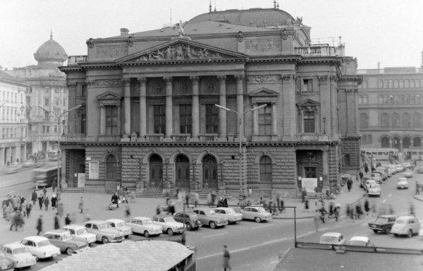 Национальный театр в Будапеште, Венгрия