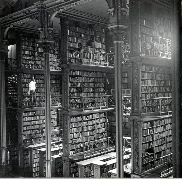 Публичная библиотека Цинциннати (1870-1955)