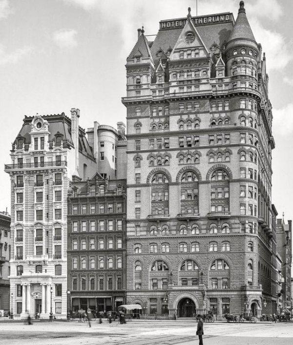 Отель Netherland, Нью-Йорк (1892-1927)