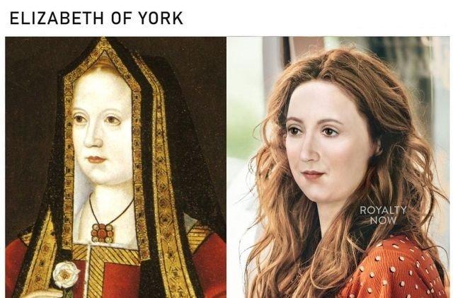 Елизавета Йоркская