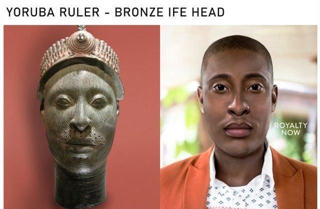 Голова из Ифе