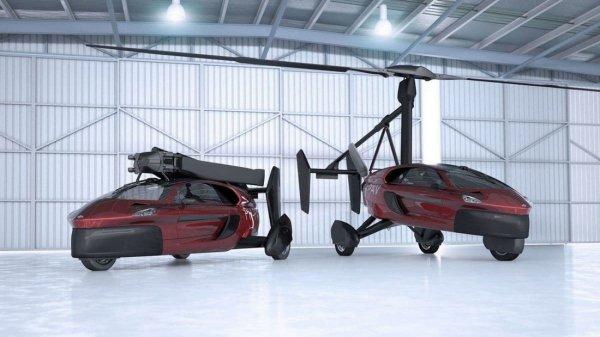 Летающие машины Liberty