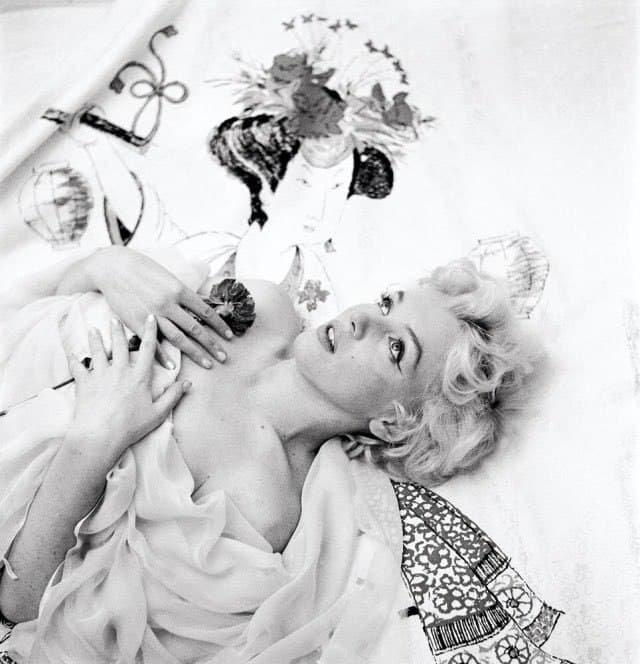 Мэрилин Монро, 1956 год.