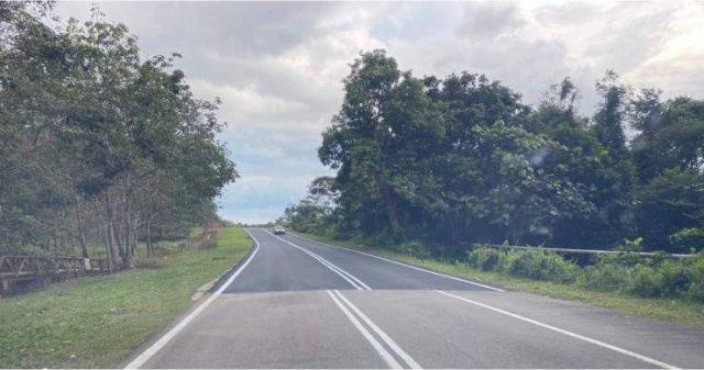 Странная дорога