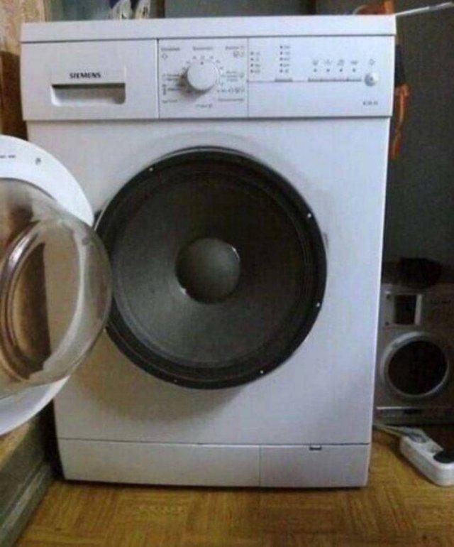 Динамик в стиральной машине