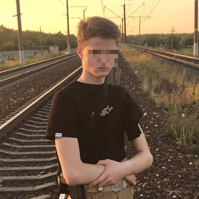 Антифашист напал на прохожих и выстрелил из сигнального пистолета - Даниил
