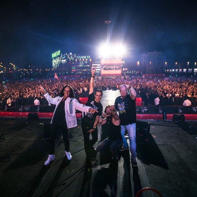 Умер группы Uriah Heep Кен Хенсли