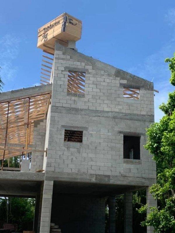 Строительство дома