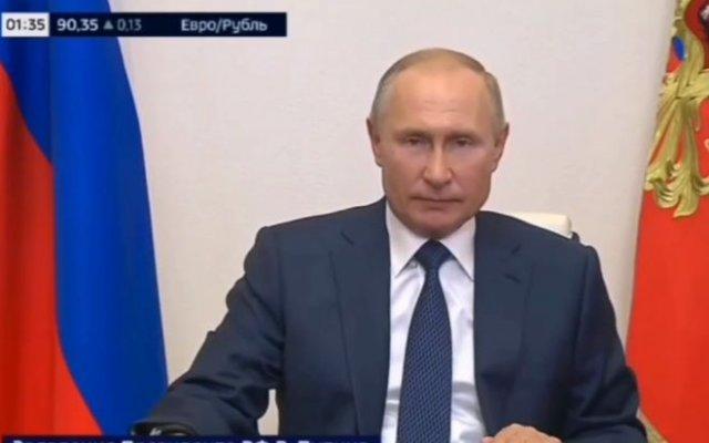 Владимир Путин заявил о прекращении военных действий в Нагорном Карабахе и вводе в зону конфликта