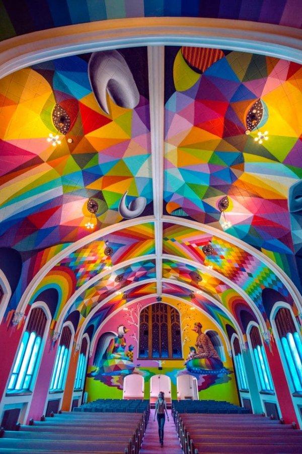 Международная церковь конопли в Денвере
