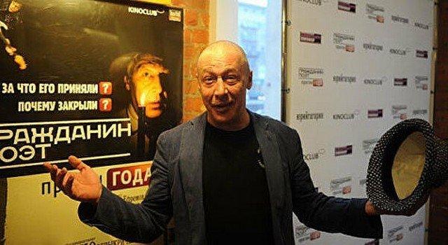Михаил Ефремов в casual