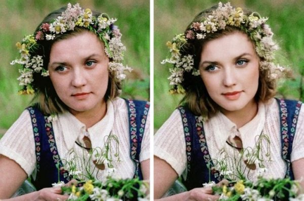 Вера Алентова — Катерина, «Москва слезам не верит»