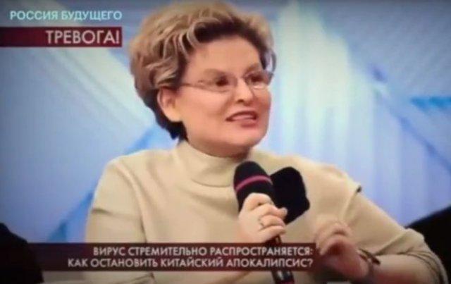 """Слова российских """"экспертов"""" о коронавирусе в начале года"""