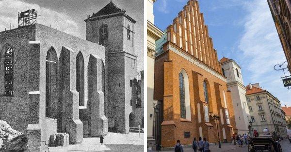 Костёл Святого Иоанна Крестителя, Варшава