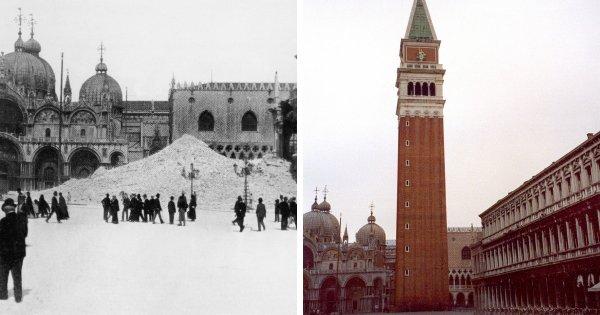 Кампанила собора Святого Марка, Венеция