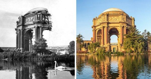Дворец изящных искусств, Сан-Франциско