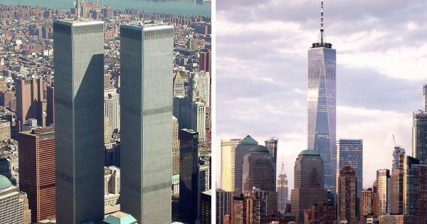 Всемирный торговый центр 1 (Башня Свободы)