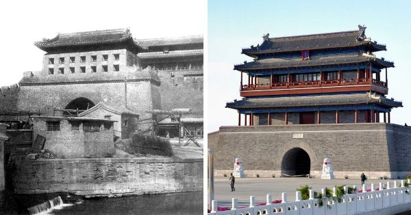 Ворота Юндингмен, Пекин