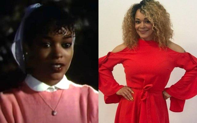 """Ола Рэй - звезда клипа """"Thriller"""" Майкла Джексона - какой был и какой стала"""