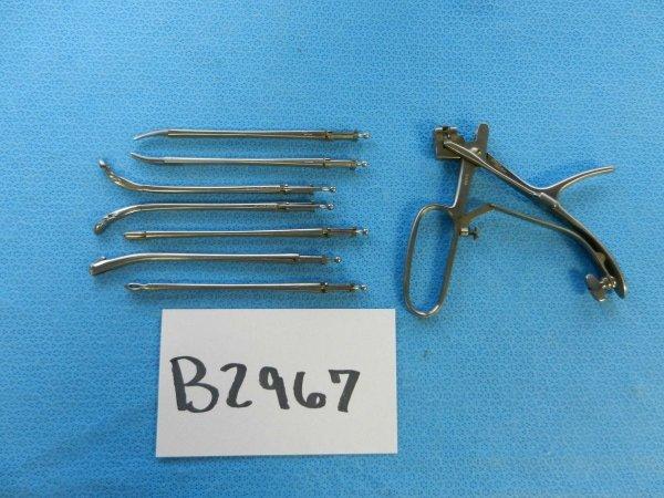 универсальная ручка для медицинских инструментов
